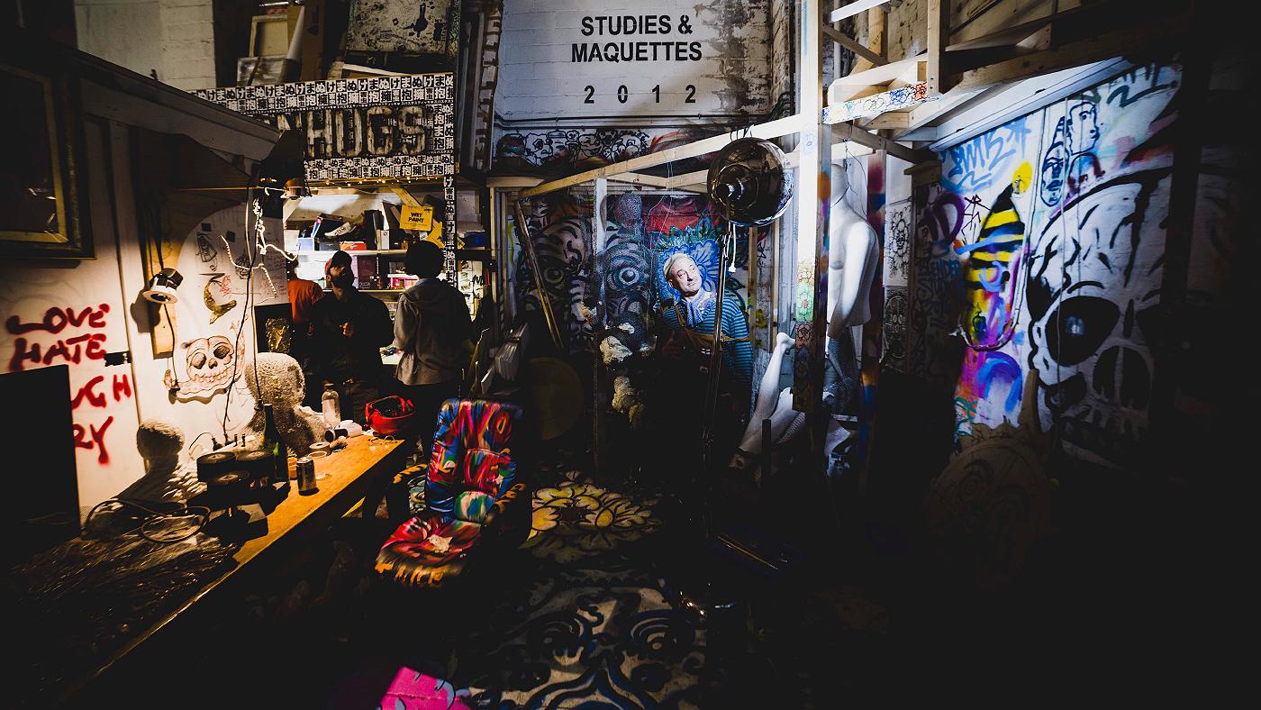 Marcus Encel studio